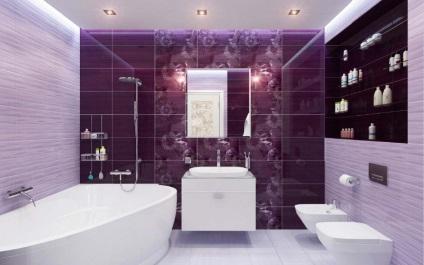 Tervezés egy fürdőszoba (54 fotó), hogyan kell egy tervet a javítási kis méretű fürdőszoba