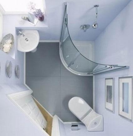 egy fürdőszoba - tanácsot szakemberek (24 fotó)