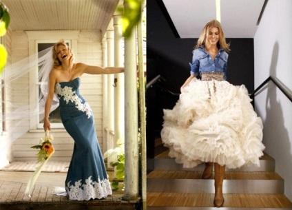 Наряды невест на свадьбу