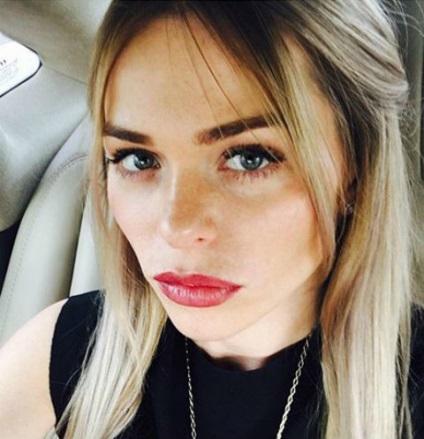 Anna Khil'kevich döntött brutális tetoválás