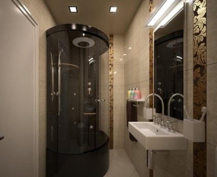 kis fürdőszoba ötletek kép, építés, tervezés