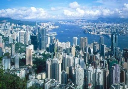 Hong Kong - egy ország vagy a tőke