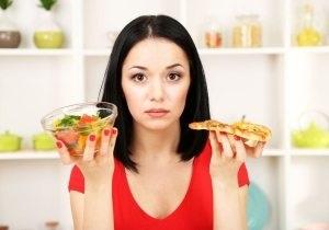 Megfelelő tisztító a szervezetben a diéta