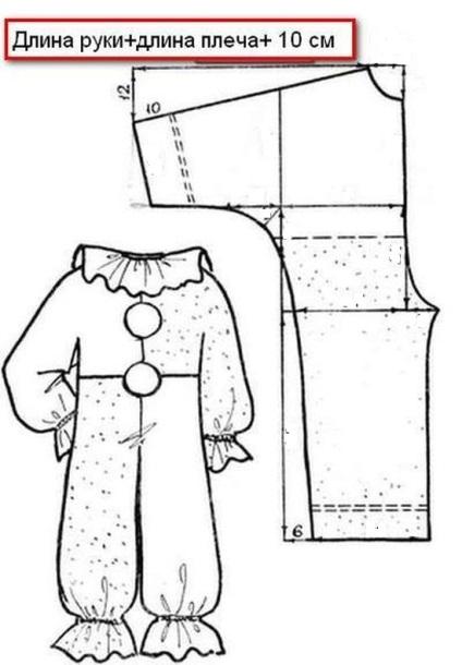 костюмов для новогодних выкройки
