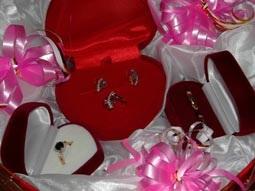 Подарки при сватовстве со стороны невесты 661