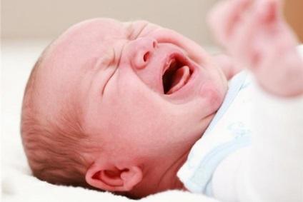 Menü szoptatós anyáknak kólikás a gyermek