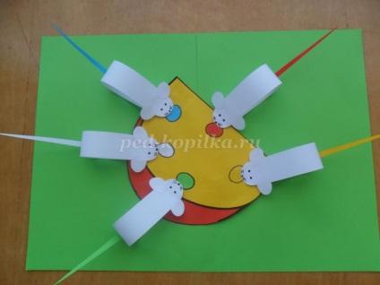 Поделки из цветной бумаги  для детей 9 лет106