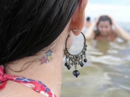 Lehet, hogy a tetoválás egy anyajegy