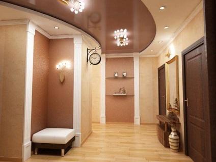 Ремонт квартиры: дизайн прихожей
