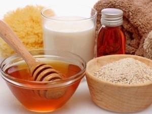Scrubs a fürdő otthon a nagyi szépség receptek