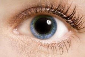 a gyengénlátó pupillák kitágulnak