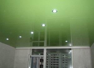 Точкові світильники і лампи для натяжних стель огляд і як вибрати