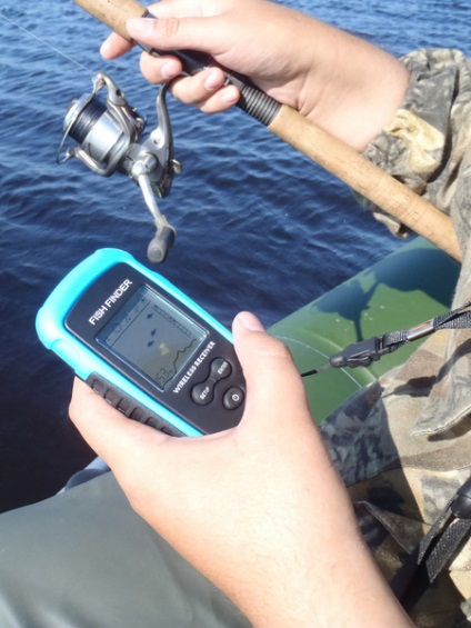 Эхолоты для рыбалки своими руками 39