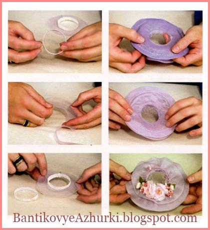 Как сделать шляпку для куклы своими руками 46