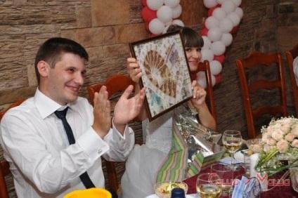 Шуточные поздравления на свадьбу с вручением подарков