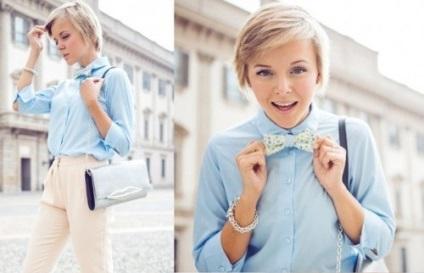 Női csokornyakkendőt nyakán választani és vásárolni 390 rubelt