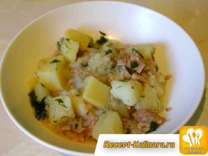 Бігус армійський - рецепт кулінара