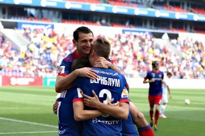 Діди »і« духи », як ЦСКА виграв перше армійське дербі в РФПЛ - новини ПФК ЦСКА - Статті