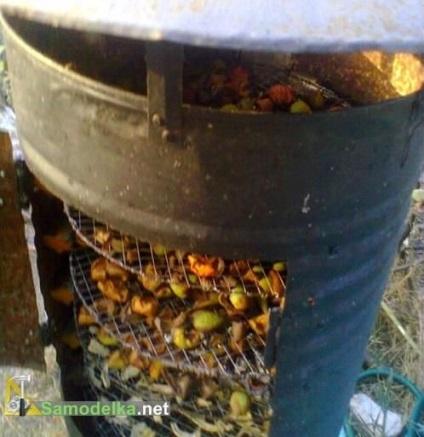 Сушка для грибов ягод фруктов и трав своими руками 49