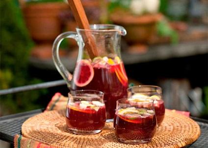 Як зробити коктейль з вишні в домашніх умовах