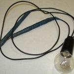 Как сделать контрольную лампочку для авто