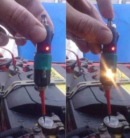 Как сделать контрольку на 12 вольт 111
