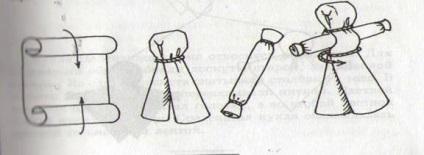 Как сделать куклу своими руками из проволоки и ткани пошагово фотки 54