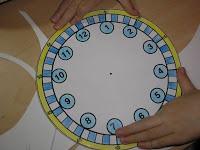 Часы из картона своими руками для детей пошаговое фото для начинающих 17