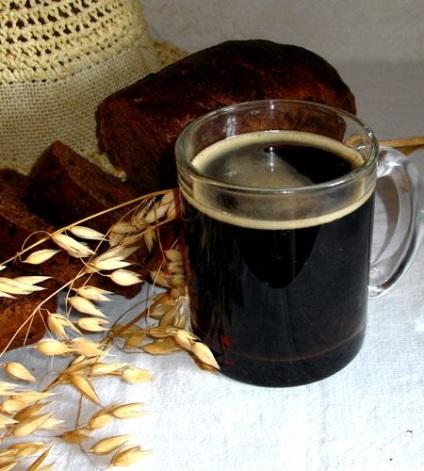 Рецепт квасу з житнього борошна в домашніх умовах рецепт