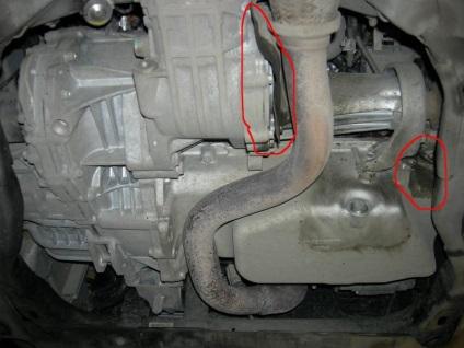 Самостійна заміна масла двигуна (всі моделі) - двигун - opel antara клуб