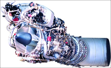 Турбовальний двигун, авіація, зрозуміла всім