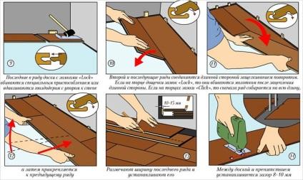 Как стелить ламинат своими руками на бетонный 39