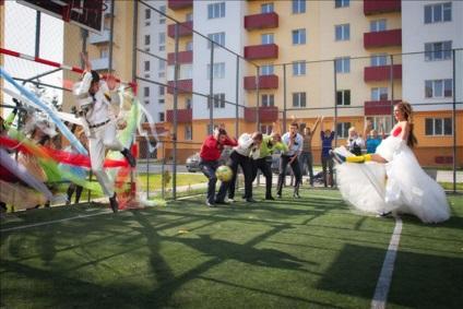 Bride Redemption labdarúgó forgatókönyv az aktív vendégeket