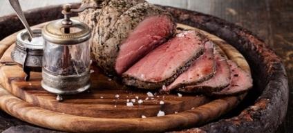 Sült sonka marhahús receptek