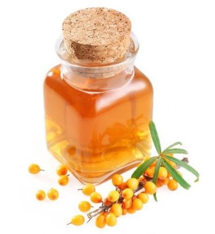 Облепиховое масло полезно для кожи