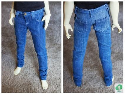 Как сшить джинсы фото