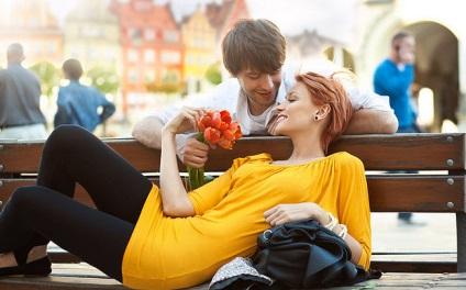 Hogyan beleszeret egy férfival, akivel találkozunk - Tippek nőknek Online