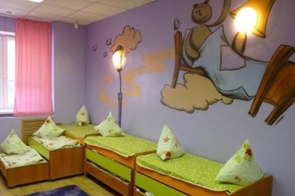 Картинки в детскую спальню в детском саду своими руками 895