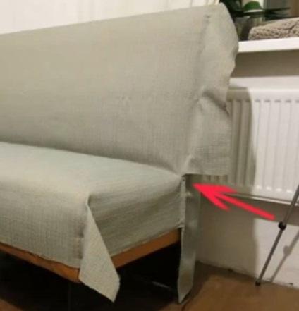 Как сшить чехлы для дивана с фото 388