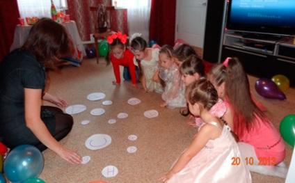 Игры конкурсы в день девочек