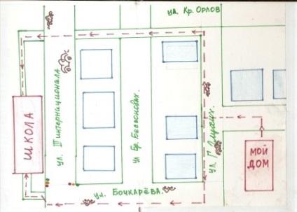 Как сделать карту своего дома 890