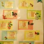 Календарь сделать своими руками 691