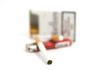 dohányzás és szoptatás)