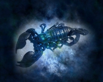flört skorpió férfi