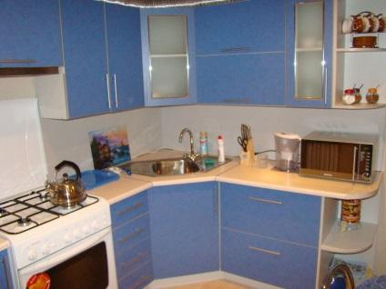 Сделать ремонт на маленькой кухне своими руками фото 128