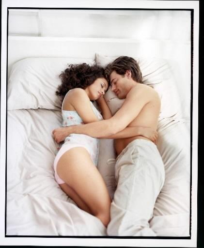 Сон Знакомый Мужчина Спит С Женщиной