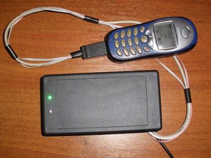 Сигнализация с сотового телефона своими руками