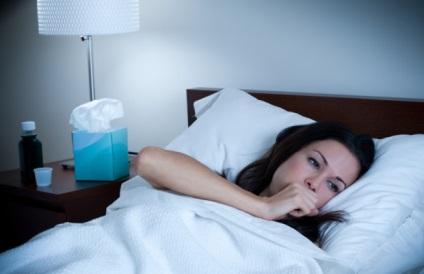 Як вилікувати сухий кашель в домашніх умовах