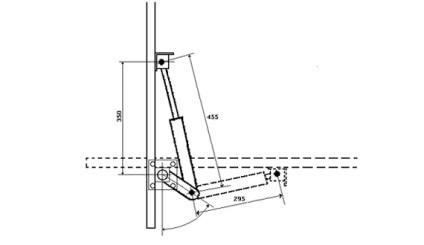 Как сделать горизонтальную кровать трансформер своими руками чертежи 41