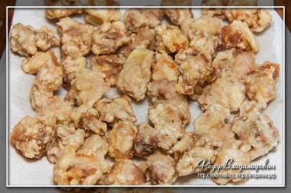 Általános TSO csirke, házi receptek